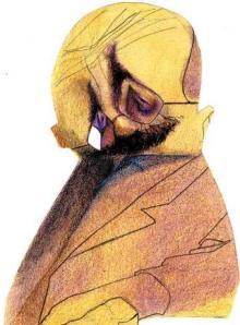 Caricatura_Vazquez_Montalban